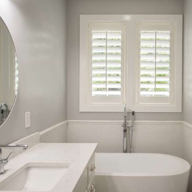 Plantation Shutters Window Coverings Blinds Sunburst Shutters