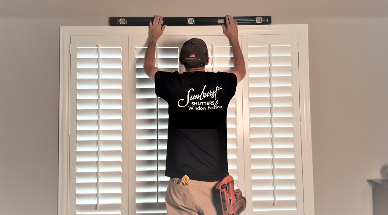 Polywood Shutters Installation