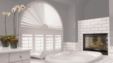 Finding The Right Bathroom Window Treatment