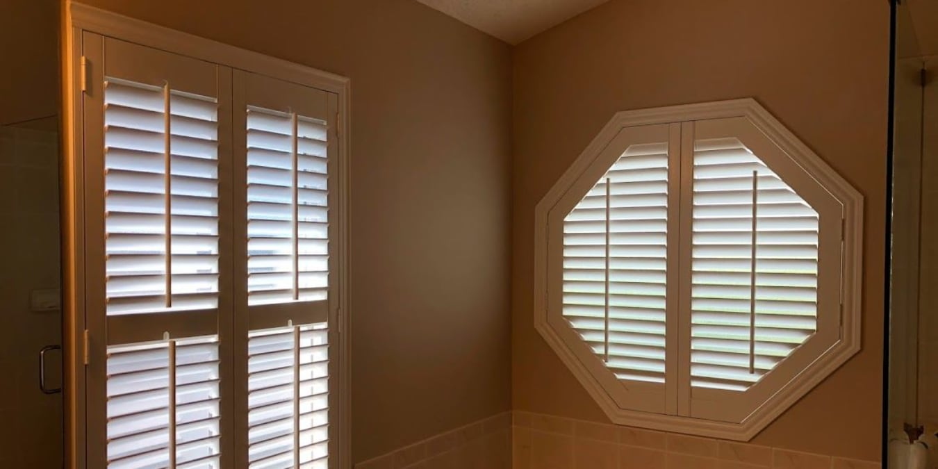 Octagon Window Shutters The Best Window Treatment For Your ...