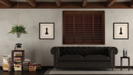 Wood Shutters for Gainesville Homes