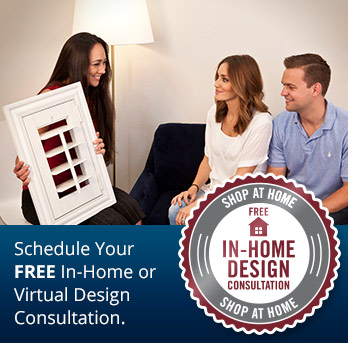 Schedule a shutter design consultation