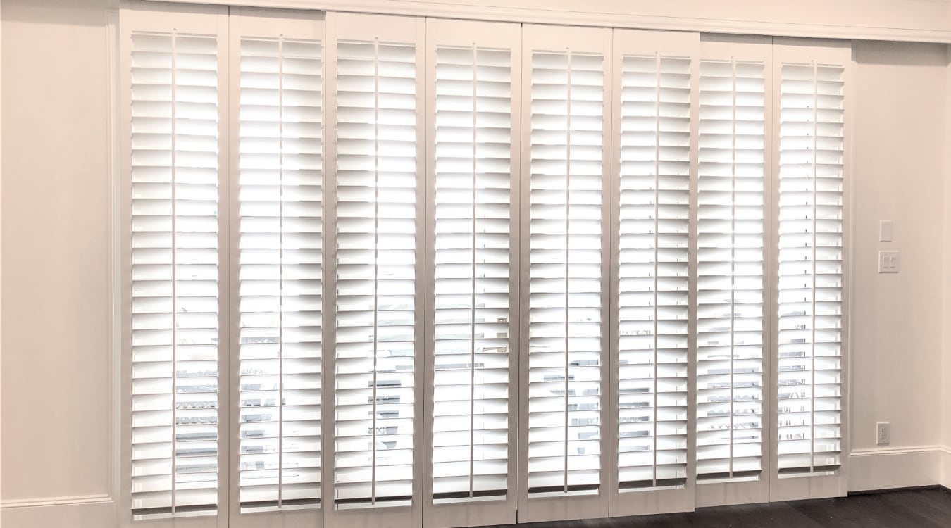 The Best Window Treatments To Cover A Sliding Glass Door ...